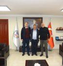 (Turkish) SOMA CHP-İYİ PARTİ SOMA BELEDİYE BAŞKAN ADAYI ABDULLAH SAKA, SOMA TSO'YU ZİYARET ETTİ